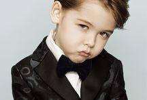little cute boy
