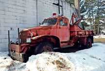 tow trucks / learning