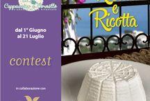 Ricette e Ricotta / Nuovo contest di Cappuccino e Cornetto in collaborazione con Tramontina   / by Cran Berry