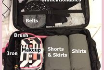 my fav packing ideas