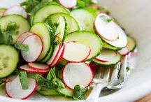 Eat your greens / by Liz Toliver Skokan