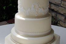 Wedding cakes / Cakes I love