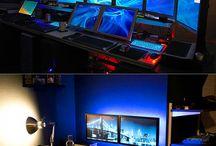Gaming setup n PC
