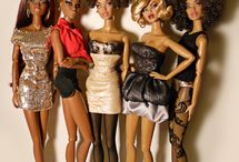 Barbies in Colour / by Jonesha Aiken