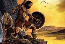 FANTASY ● Barbarian ● Unsorted