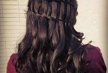 Cabelos - penteados