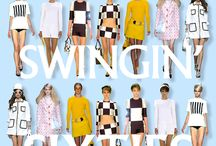 Swinging Sixties | dD / Fashion from the 60's | Theme Party Ideas