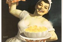 inspirations: pasta posters