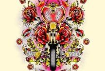 Harley  Davidson / by Janice Conn