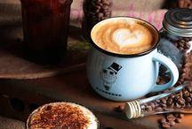 Lighting coffee