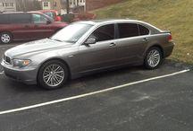 2003 BMW 745Li - $9,999 / Make:  BMW Model:  745Li Year:  2003 Body Style:   Exterior Color: Gray Interior Color: Black Vehicle Condition: Excellent   Phone:  412-841-7957   For More Info Visit: http://UnitedCarExchange.com/a1/2003-BMW-745Li-678236430567
