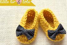 Crochet, knit, cross stitch