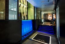"""Romeo hotel / Romeo hotel is a master of the art of contrasts, a perfect synthesis of modern design, contemporary art and classic """"Made in Italy"""" at its finest."""