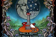 Mountain Jam Posters