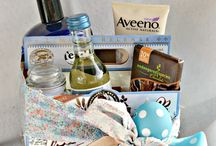 Gift baskets ideas!!! / by Bronwen Nelson