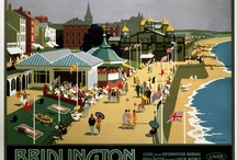 Travel Posters - British Railway Companies (North East)) / by Joe Reaves