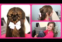 VALENTINE HAIR STYLES / by Ayreen Khoury