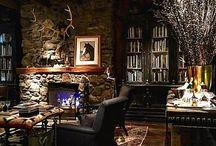 Rustic Cabin Home