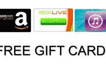 Earn Free Gift Cards / Free Gift Cards