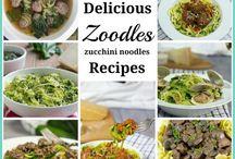 Spiraliser Recipes