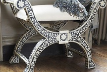 Moorish Decor: Bone Inlay /