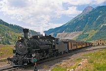 Train Rides / Trains trains and more trains