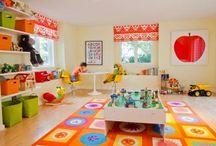 Sala de juego para niños