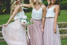 Our Wedding | Bridesmaids