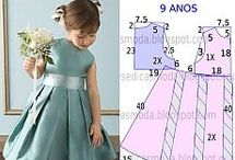 Kiddies Dresses To Make