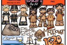 Educlips Thanksgiving Clip Art
