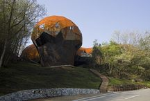 Architecture / Architecture brutalism