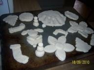 salt dough art