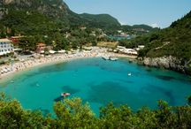 Corfu (Kerkyra), Greece / Places to visit in Corfu, beaches, villages, attractions, bars and restaurants