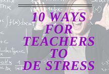 Teacher inspiration / Inspiration for teachers