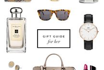 FANCY THINGS GIFT GUIDES 2014 / by Kristin Brophy | Fancy Things LLC