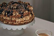 wypieki, słodkości, desery