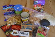 Vegan Backpacking Food