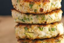 Savoury Recipes - Meat & Condiments