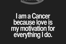 Cancerian and proud!!