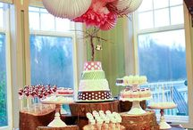 Party Ideas / by Sarah Messires Whitaker