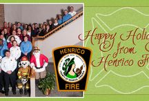 HFD Messages / by Henrico County Division of Fire