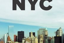 New York here we come! / by Julia Butina