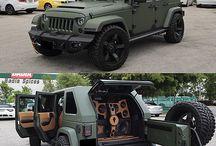 Jeeps,SUVS,others