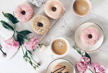 Fiori al caffè