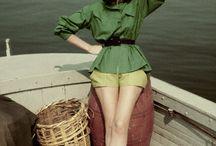vintage fifties sixties. / by zehavit gorshomov