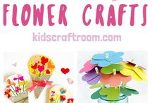 Arts & Craft ideas {for all ages} / A collection of arts and crafts ideas for everyone! All ages.