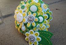 Bouquets: Felt Flower / by Cheryl Welke