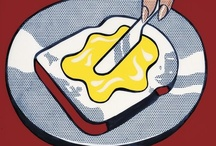 Lichtenstein and more / by coffeetable tv
