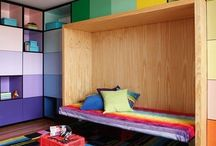 Quarto de Menino / Inspirações e referências de solucões bacanas para projetos de quartos de meninos