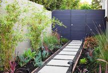 Exterior - Garden Walls & fencing